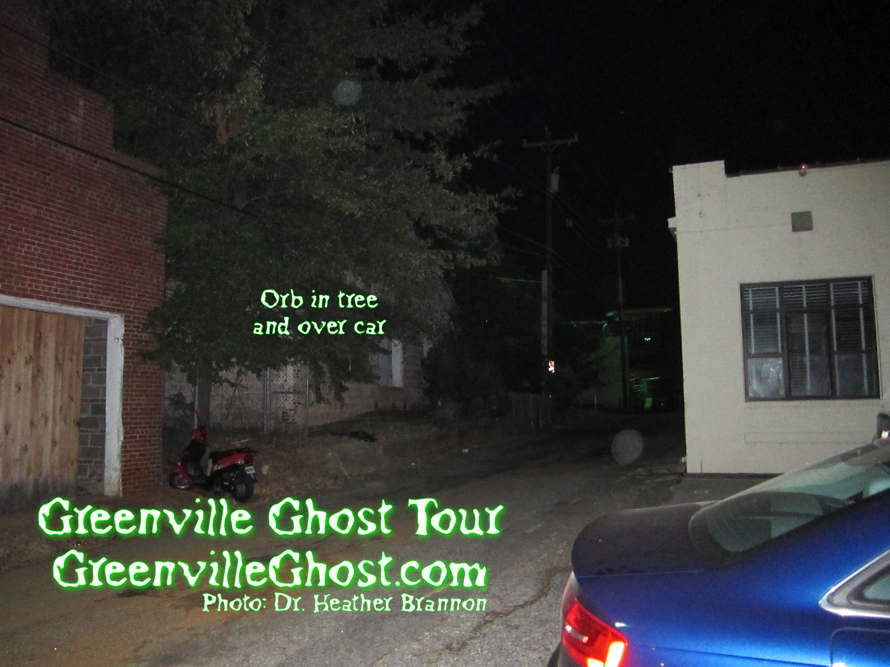 Haunted tours greenville sc greenville sc haunted houses for Most haunted places in south carolina