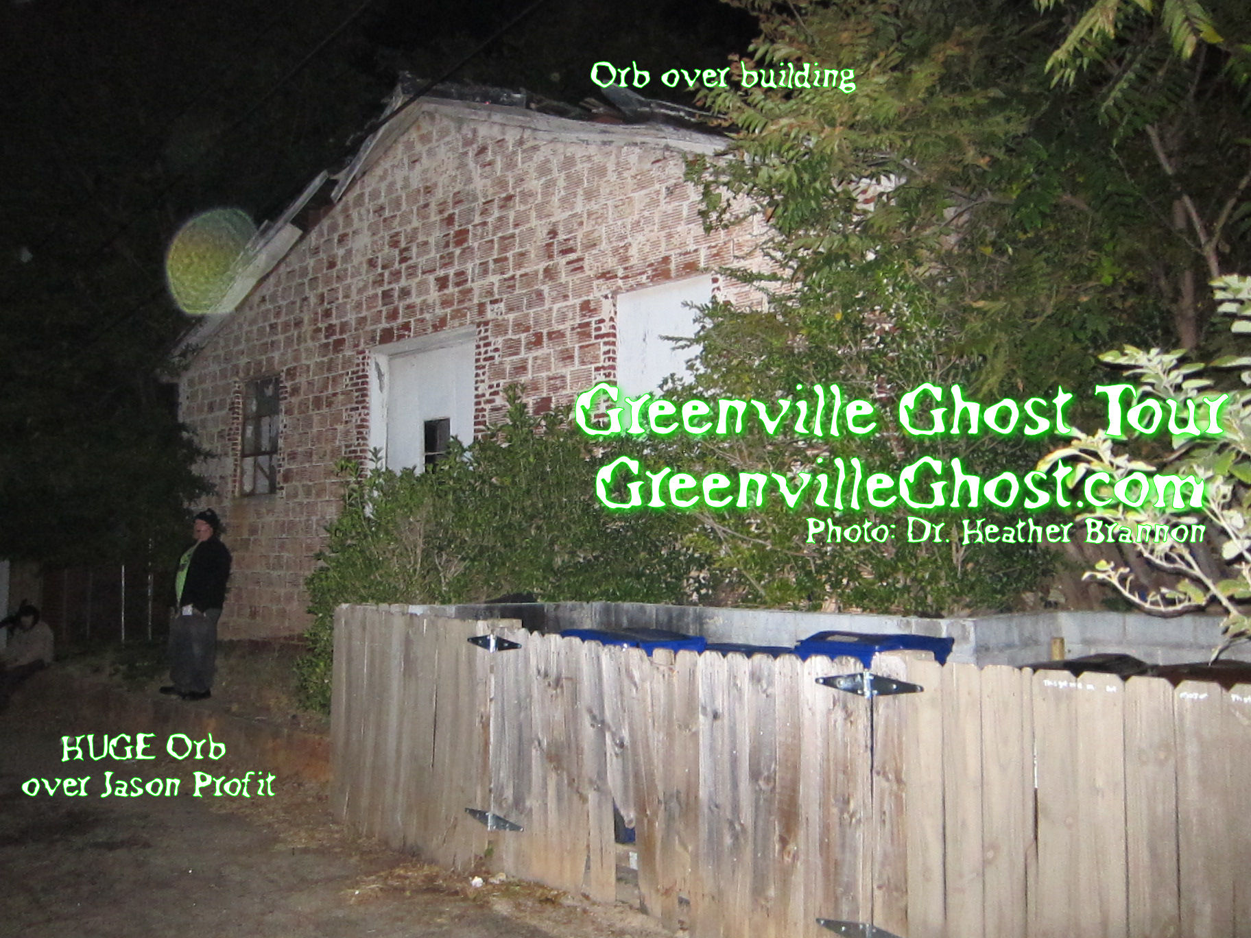 Real haunted places greenville greenville sc haunted houses for Most haunted places in south carolina